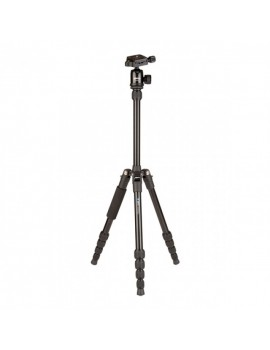 Kenro Standard Video Tripod Kit Aluminium VH01B Fluid Ball Head