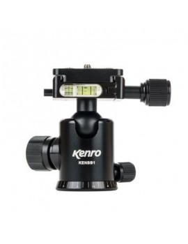 Kenro BB1 Professional Dual Action Ball Head (Small)