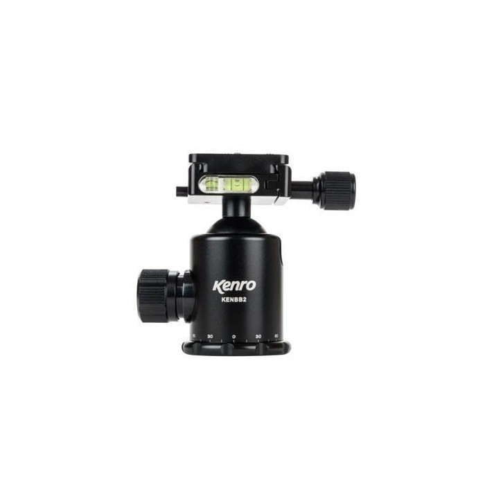 Kenro BB2 Professional Dual Action Ball Head (Medium)