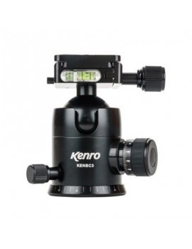 Kenro BC3 Advanced Triple Action Ball Head (Large)