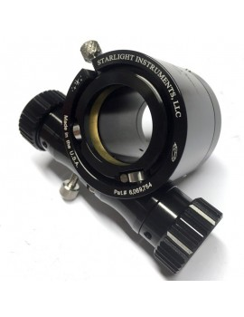 Feather-Touch focuser for Lunt LS50THa telescopes