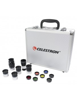 "Celestron Eyepiece and Filter Kit 1.25"" inch"