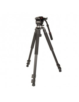 Kenro Standard Video Tripod Kit  Aluminium