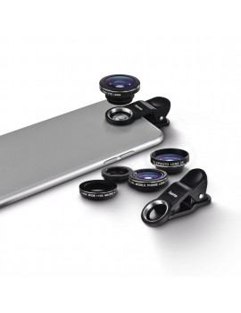 Hama Fish-Eye Lens for Smartphones Clip-On