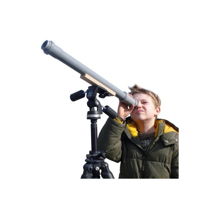 The Plumber's Telescope