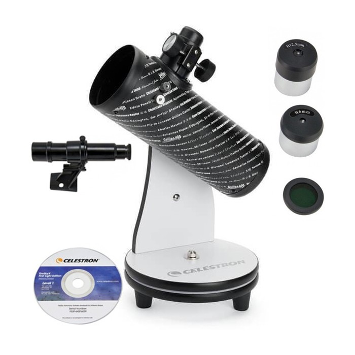 Used - Celestron Firstscope Telescope