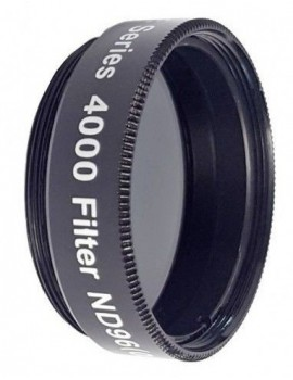 "Meade 1.25"" Moon Filter 4000 Moon Filter ND96"