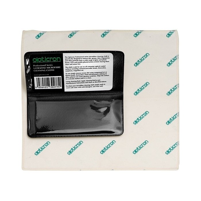 Pro Series Lens Cleaning Cloth 20x20cm in pouch