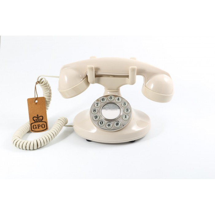 GPO Pearl Push Button Telephone