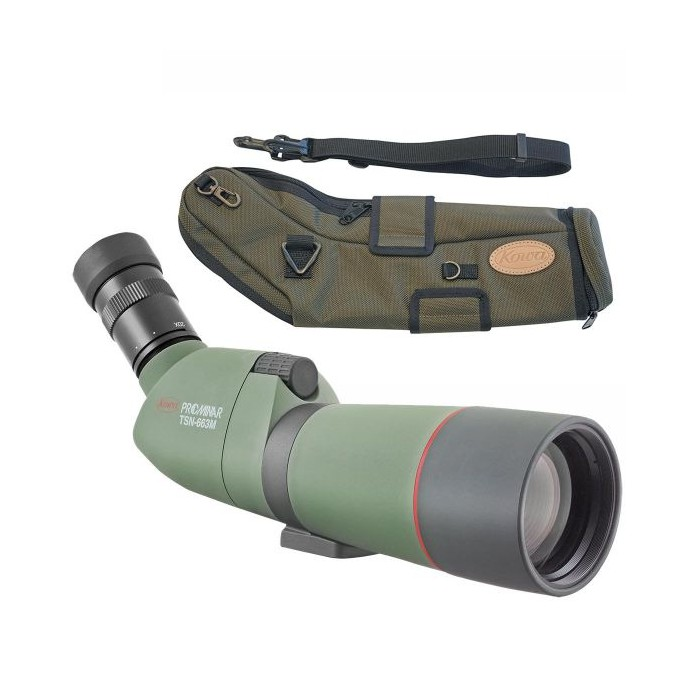 Kowa TSN-663M Spotting Scope Kit