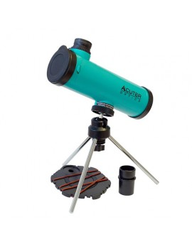 Acuter Newtony 50 Educational Telescope Discovery Set Home