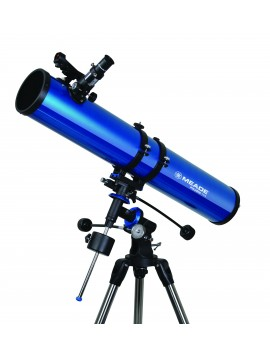 Meade Polaris 114mm Equatorial Reflector Astronomy Grovers