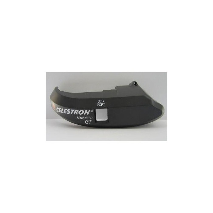 Celestron AS-GT Small Motor Cover DEC Electronics side
