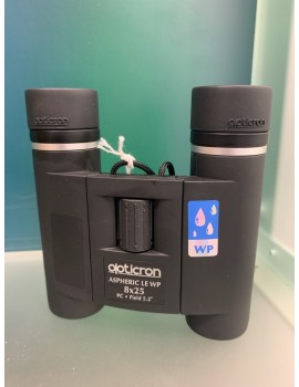 Used Opticron Aspheric LE WP Binoculars 8x25 Binoculars Grovers