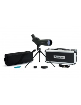 Celestron UpClose 20-60x60mm Degree Spotting Scope Home Grovers