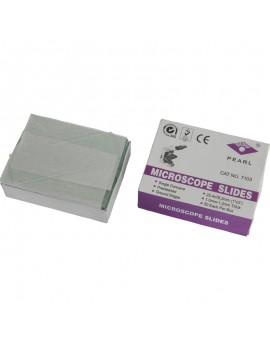 Omegon Deep Well Microscope Slides Pack of 50 Home Grovers