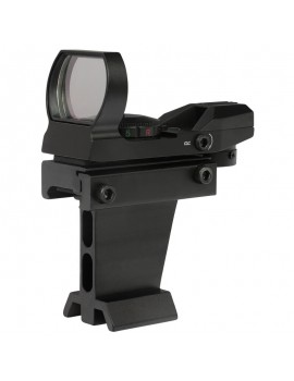 Omegon Deluxe Red Dot Finder with base Home Grovers Optics