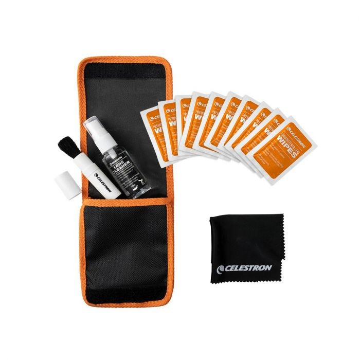 Celestron Lens Cleaning Kit Cleaning Grovers Optics