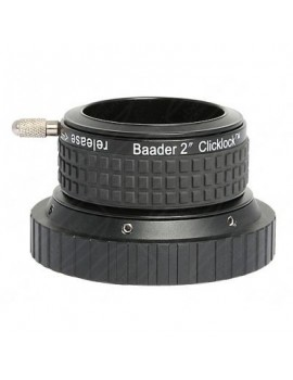 "Baader 2"" Clicklock Adapter for Large 3.25"" SCT Thread"