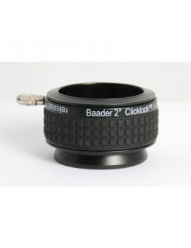 "Baader 2"" ClickLock Clamp S57 Newtonian Ring Dovetail (Celestron / Skywatcher)"