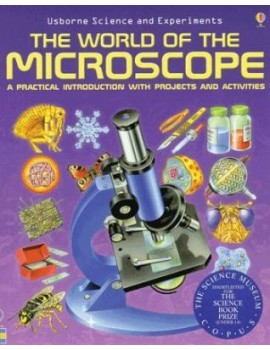 Book - The World of The Microscope
