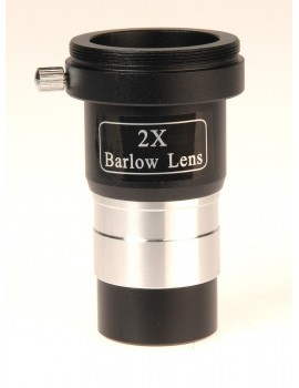 "Sky-Watcher 1.25"" x2 Deluxe Barlow (Double Lens)"