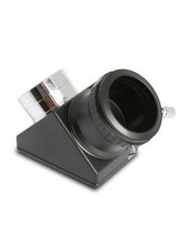 Baader T-2 Star diagonal prism (Zeiss prism) - with male/female T-2 thread