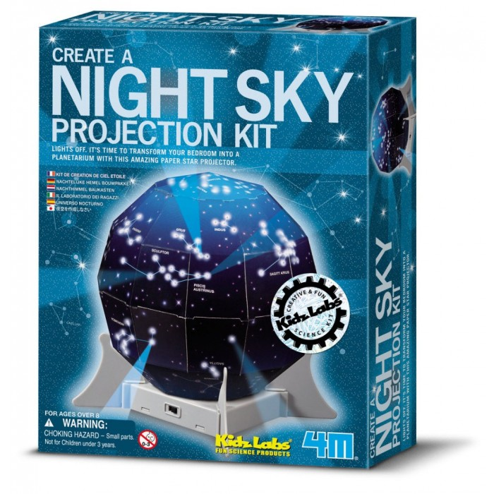 Kidz Labs - Create a Night Sky
