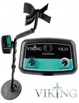Viking VK10+ Metal Detector