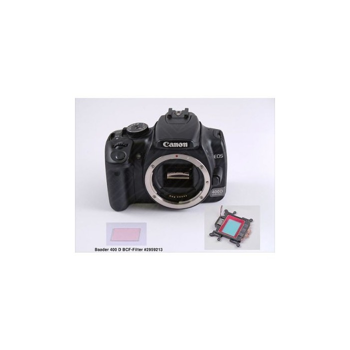 DSLR-Astro Conv. Filter for Canon 350/10/20/30D