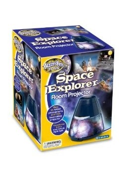 Brainstorm Space Explorer Room Projector Science Kits