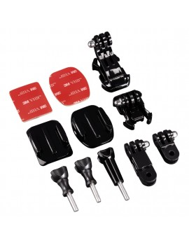 GoPro Flat & Curved Mounts