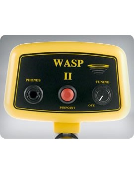 Viking WASP II Metal Detector