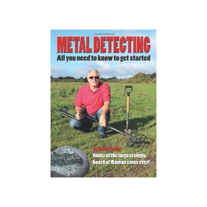 Book - Metal Detecting - All you need to know to get started