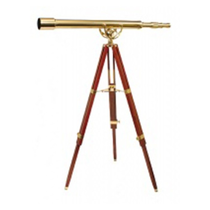 Fine Brass 60mm Refractor Telescope