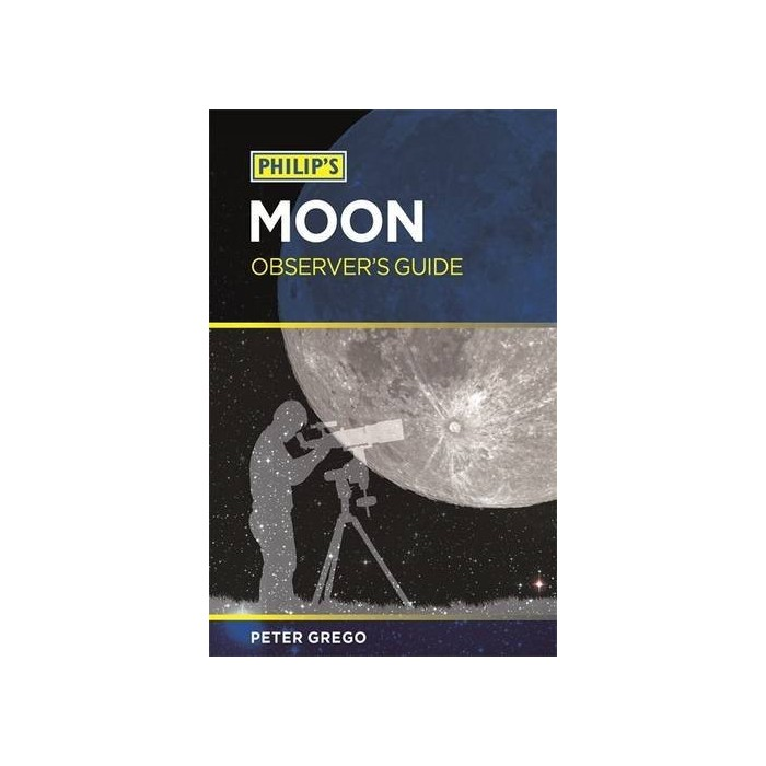 Philip's Moon Observer's Guide Paperback