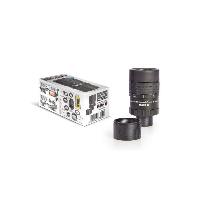 Baader Hyperion 8-24mm Mark IV With Barlow Universal Zoom 2454827