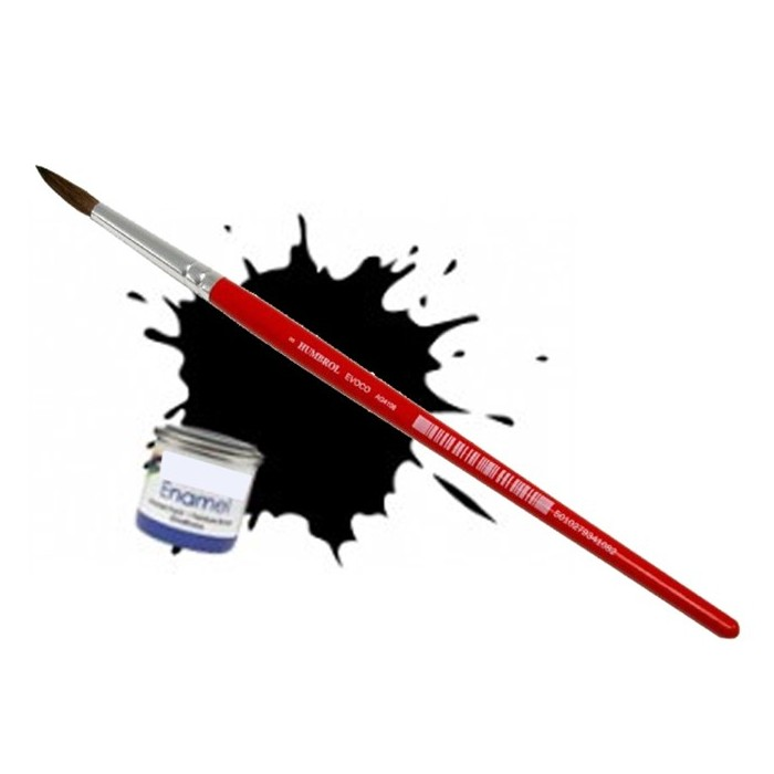 Reversing Goggles - Prism Paint Brush & Black Matt Paint