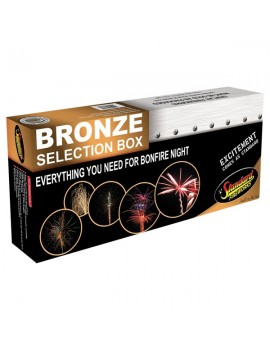 BlackCat / Standard Bronze Selection Box Fireworks