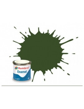242 RLM 71 Dunkelgrun Matt - 14ml Enamel Paint