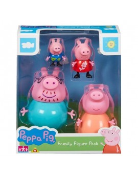 Peppa Pig Family Pack Roleplay