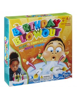 Birthday Blowout Game Games & Jigsaws