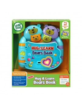 LeapFrog Hug & Learn Bears Book Pre-school