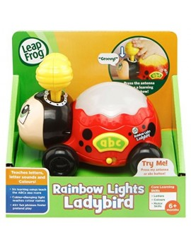 LeapFrog Rainbow Lights Ladybird Pre-school