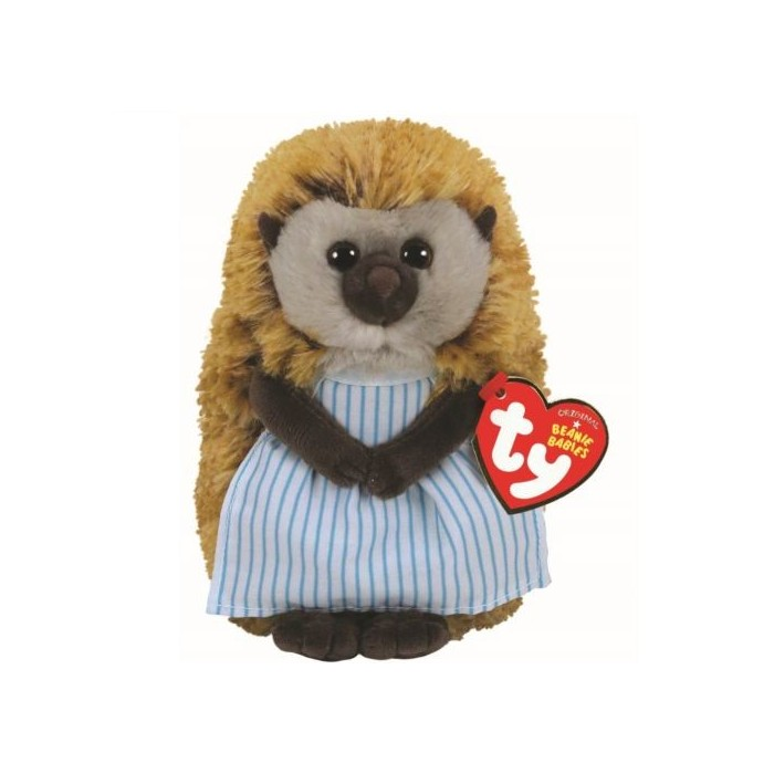 TY Beatrix Potter Beanies - Mrs Tiggy Winkle Collectable