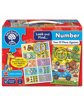 Orchard Look and Find Alphabet Jigsaw Games & Jigsaws