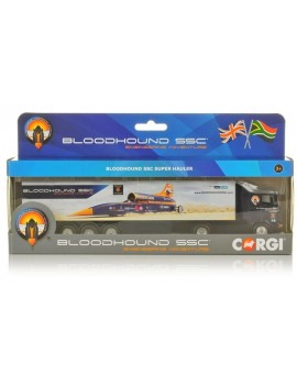 Bloodhound SSC Super Hauler Vehicles