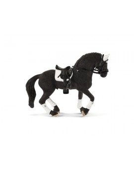 Schleich Trakehner mare riding tournament World of Horses