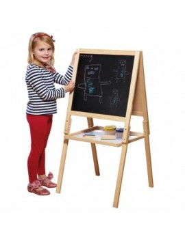Casdon Wooden Easel Roleplay