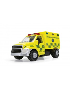 Chunkies Emergency Ambulance Vehicles